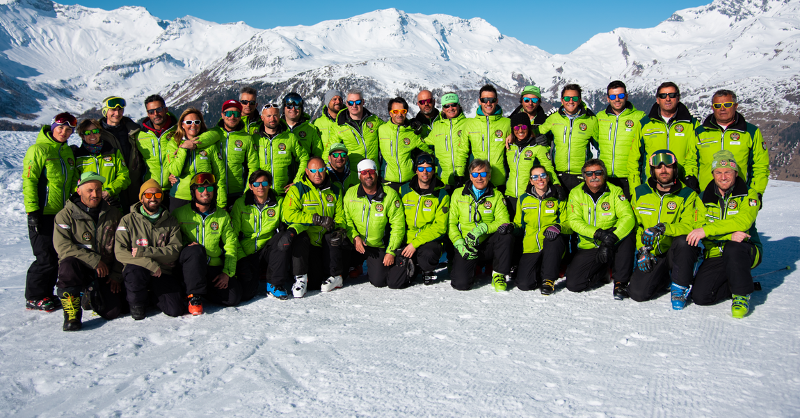 Ski School Madesimo Vallespluga - Over 50 intructors